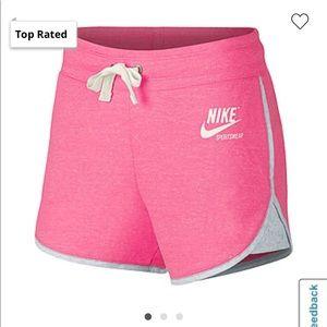 Women's Nike vintage club shorts